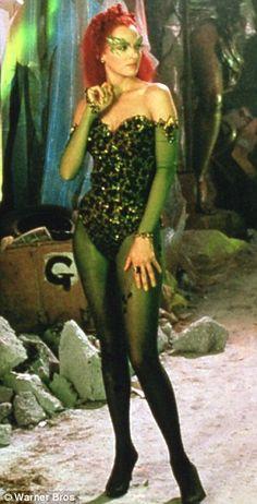 Uma Thurman's Poison Ivy in Batman and Robin