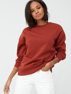 Jac Parker Brushed Mock Neck Long Sleeve Top