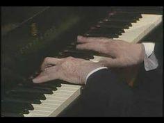 Horowitz plays Liszt Consolation No. 3