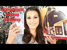 OPEN INTERNATIONAL Makeup Giveaway   JassiraBeauty