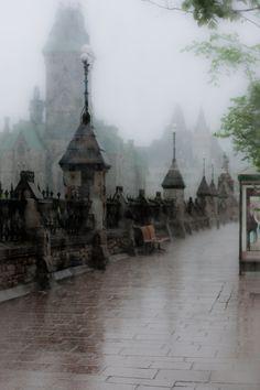 Ottawa ontario lluvia dorada