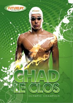 Chad Le Clos - The Olympian