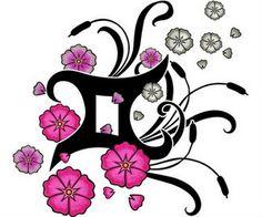 Gemini Zodiac Tattoos   Zodiac Tattoos   Tattoo Symbols,Tattoo News,Tattoo…