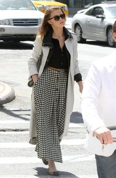 Amber Heard Photos: Amber Heard Takes A Stroll In NYC                                                                                                                                                                                 More