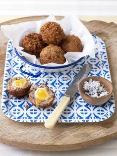 Scotch quail eggs | Jamie Oliver
