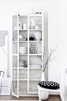 Cabinet styling billy bookcase ikea