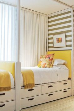 High And Bright - Kids Rooms That Prove Sharing Is Caring - Photos