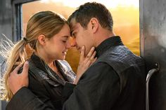 Tris and Tobias are my OTP