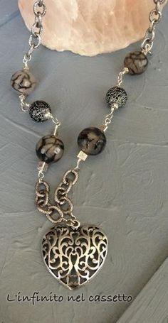 Bracciale con cristalli di Swarovski ® ORO LARGA Nobel gioielli