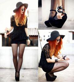 Ladies .....introducing alternative fashion .