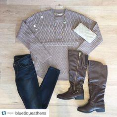 #sweaterweather #holidaystyle #shopbluetique #sweaters