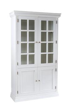 Davenport Cabinet - White