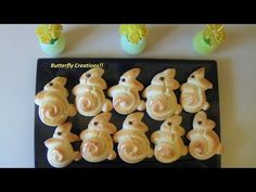 Easter Projects, Easter Crafts, Sushi, Deserts, Food And Drink, Sweets, Baking, Breakfast, Ethnic Recipes