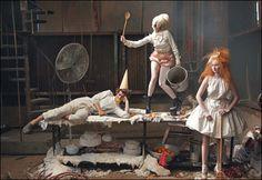 Hansel and Gretel Anne Leibovitz Vogue US