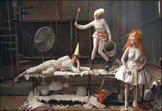 Hansel and Gretel Anne Leibovitz Vogue US