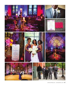 Veronica & Willie by Events Luxe, St. Louis Bride Spring-Summer 2015