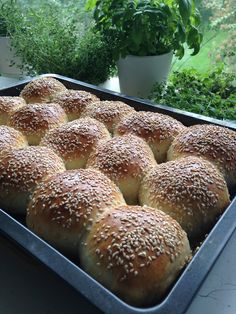 Rundstykker Hamburger, Sandwiches, Favorite Recipes, Baking, Patisserie, Bakken, Hamburgers, Bread, Backen