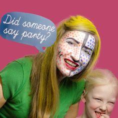 Party... Ein Kostüm zum #Fasching, #Karneval oder einen anderen #Motto #Abend. Dekoshop www.helavik.de