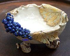 Decorative Bowls, Cuff Bracelets, Ceramics, Projects, Handmade, Beautiful, Jewelry, Home Decor, Ceramica