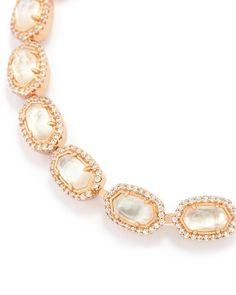 Cole Bracelet in Rose Gold - Kendra Scott Weddings.