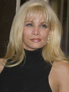 """Victoria Gotti John Gottis Daughter/// I'm glad that John Gotti's family didn't have problems *tha we know of"""" because of him."""