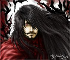 Dracula from hellsing by vampiregirl2691 Manga & Anime / Traditional Media / Paintings©2012-2014 vampiregirl2691