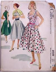 50's fashion illustration - Google Search