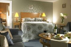 Clew Bay Suite at the Carlton Atlantic Coast Hotel
