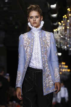 Andrew GN Ready To Wear Spring Summer 2017 Paris