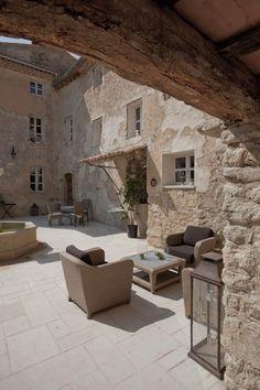 Architecture provençale