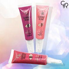 Ultra Brilliant Tube Lipgloss, 20 trend renk ile ışıldayan, çekici dudaklar! http://www.goldenrosestore.com.tr/ultra-brilliant-tube-lipgloss.html