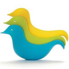 Canards de bain empilables bleu (3 pièces) : Skip Hop -