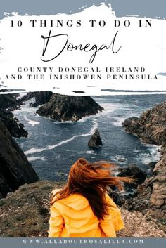 Looking for some staycation ideas in Ireland then look no further than County Donegal. Take a road trip along the scenic Wild Atlantic Way and discover cliffs, quiet coastal towns and beautiful beaches. | Donegal Ireland things to do | Inishowen peninsula | Fanad Head Light Lighthouse| Wild Atlanic Way | #Donegal #staycationireland #staycationideas #irelandstaycation #donegalirelandthingstodo#fanadheadlighthouse #malinhead #wildatlanticway #irelandroadtrip Ireland Travel Guide, Dublin Travel, Europe Travel Guide, Travel Guides, Oregon, Bag Essentials, Wild Atlantic Way, Arizona, Head Light