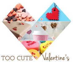 too cute Tuesday: Valentine inspiration
