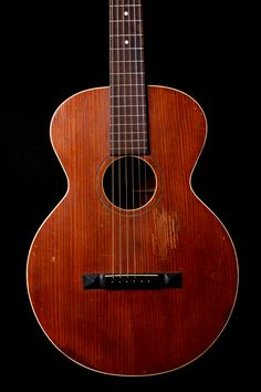 Robert Johnson's Gibson Guitar