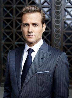 Who doesn't love a bit of Harvey Spector