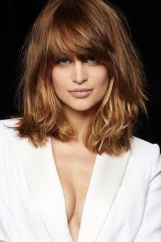 Helena Christensen Beauty Hair Makeup Pinterest