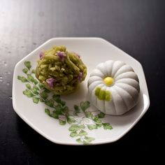 Wagashi (和菓子)