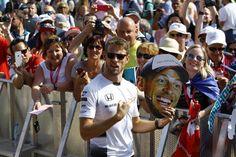 ジェンソン・バトン 「フェラーリで走ってみたかった」  [F1 / Formula 1]