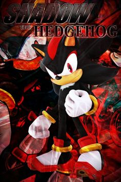 Shadow The Hedgehog Iphone Background