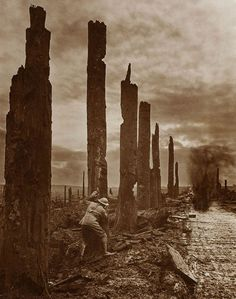 One photographer's heartbreaking first-person account of WWI's Western Front