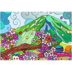 【xoxokunixoxo】さんのInstagramをピンしています。 《朝からお絵描き🎨😆🖼🍂 真っ赤や黄金の桜があっても良いと思う🌸 富士山は青いイメージ?🗻 実際近くで見たら山だから緑じゃない?笑🙃 ⁂⁂⁂⁂⁂⁂⁂⁂⁂⁂⁂⁂⁂⁂⁂⁂⁂⁂⁂⁂⁂⁂⁂⁂⁂⁂ iPhoneをiOS10にアップデートしたら、使いづらくなりました😂💦 早く慣れないとなぁ🙃🍀 #富士山 #Fuji#桜#sakura#日本#🇯🇵#🗻#japanese #芸術の秋#お絵描き#大人の塗り絵#落書き#Painting#colorfy#art》