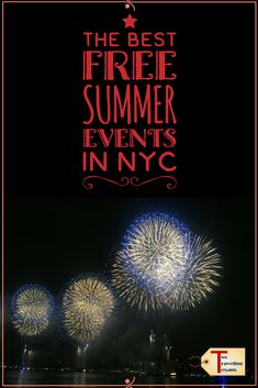 Get all the details on the best free summer events in NYC (movies, concerts,