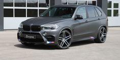 BMW X5 M par G-Power