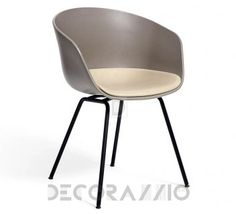 #chair #furniture #interior #design #interiordesign #furnishings  стул с подлокотниками HAY About, AAC26-1