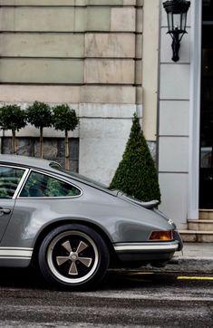 Porsche classic ebony porn