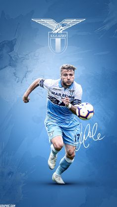 Ciro Immobile Wallpapers Wallpaper Cave for Ciro Immobile Wallpapers Iphone - Find your Favorite Wallpapers! Leicester City Fc Wallpaper, City Wallpaper, Iphone Wallpaper, Ss Lazio, Messi And Ronaldo, Soccer World, Football Wallpaper, First Photograph, Football Players