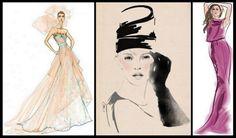 "Fashion Illustration, ""I wanna draw"" - bp.blogspot.com"