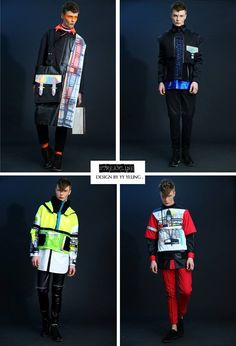 Menswear Collection @ YY