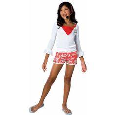 Child High School Musical Gabriella Lifeguard Costume